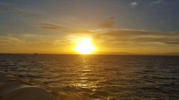 sunset on way to bohol.jpg