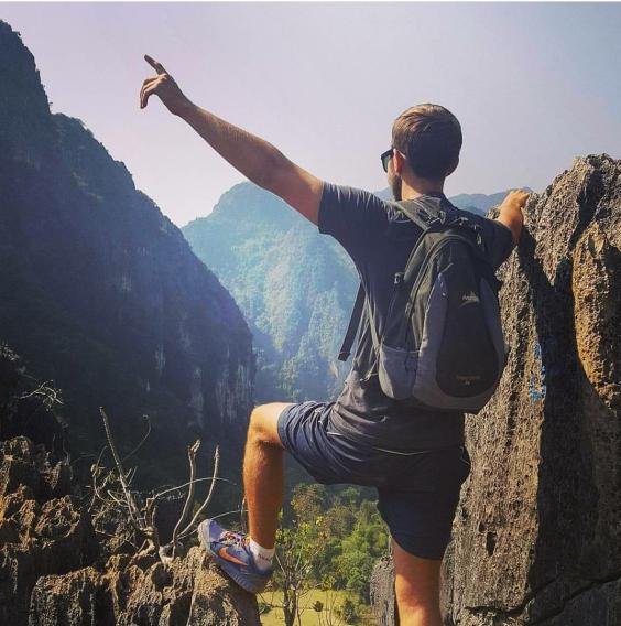 laos climbing