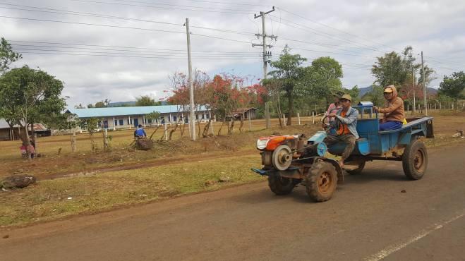 transport unusual